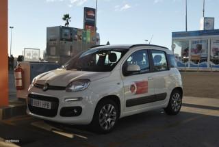 Fotos comparativa Fiat Panda y Peugeot 108 Foto 27