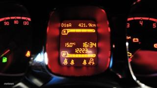 Fotos comparativa Fiat Panda y Peugeot 108 Foto 29