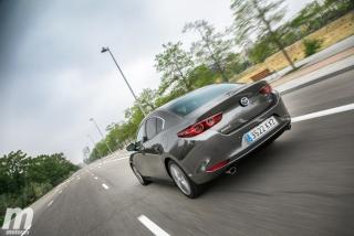 Fotos comparativa Mazda3 5 Puertas vs Sedán Foto 35
