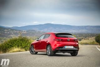 Fotos comparativa Mazda3 5 Puertas vs Sedán Foto 43