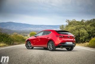 Fotos comparativa Mazda3 5 Puertas vs Sedán Foto 44