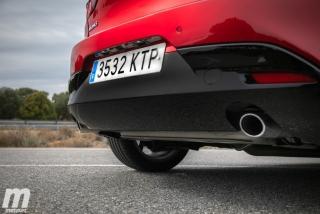 Fotos comparativa Mazda3 5 Puertas vs Sedán Foto 46