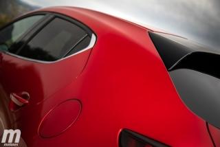 Fotos comparativa Mazda3 5 Puertas vs Sedán Foto 47