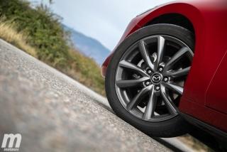 Fotos comparativa Mazda3 5 Puertas vs Sedán Foto 50