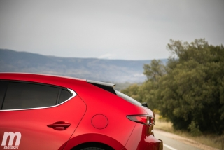 Fotos comparativa Mazda3 5 Puertas vs Sedán Foto 53