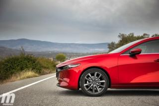 Fotos comparativa Mazda3 5 Puertas vs Sedán Foto 55