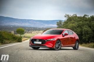 Fotos comparativa Mazda3 5 Puertas vs Sedán Foto 56