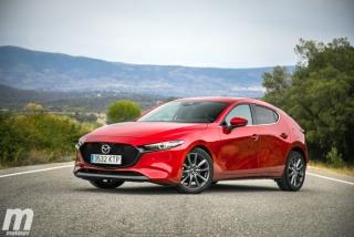 Fotos comparativa Mazda3 5 Puertas vs Sedán Foto 57