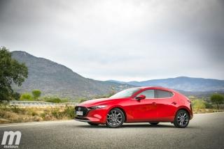 Fotos comparativa Mazda3 5 Puertas vs Sedán Foto 61