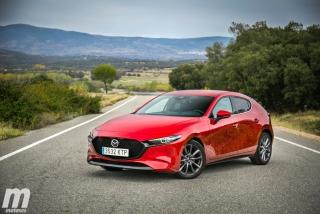 Fotos comparativa Mazda3 5 Puertas vs Sedán Foto 62