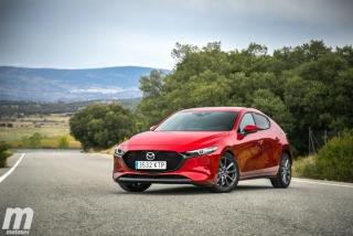 Fotos comparativa Mazda3 5 Puertas vs Sedán Foto 63