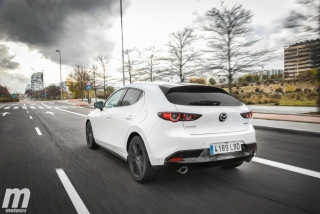 Fotos comparativa Mazda3 vs BMW Serie 1 Foto 27