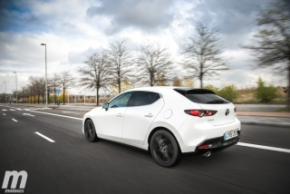 Fotos comparativa Mazda3 vs BMW Serie 1 Foto 29