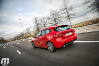 Fotos comparativa Mazda3 vs BMW Serie 1 Foto 41