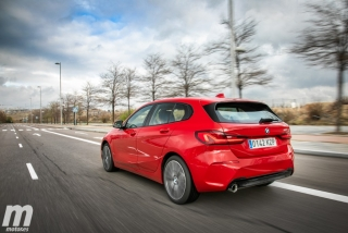 Fotos comparativa Mazda3 vs BMW Serie 1 Foto 42