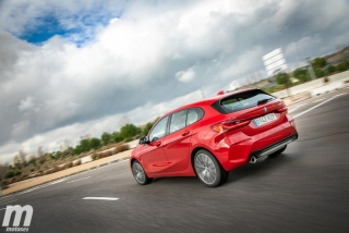 Fotos comparativa Mazda3 vs BMW Serie 1 Foto 43