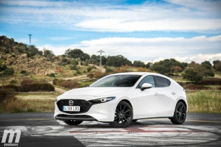 Fotos comparativa Mazda3 vs BMW Serie 1 Foto 45