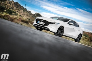 Fotos comparativa Mazda3 vs BMW Serie 1 Foto 48