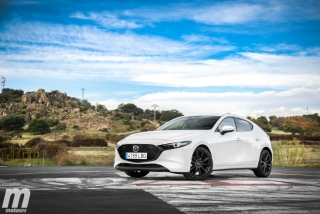 Fotos comparativa Mazda3 vs BMW Serie 1 Foto 49