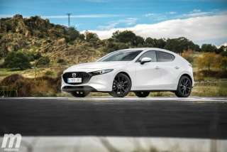 Fotos comparativa Mazda3 vs BMW Serie 1 Foto 57