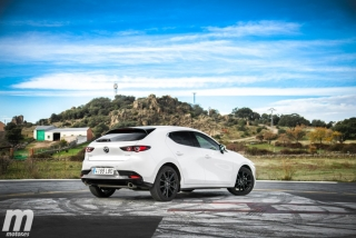 Fotos comparativa Mazda3 vs BMW Serie 1 Foto 65