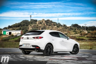 Fotos comparativa Mazda3 vs BMW Serie 1 Foto 66