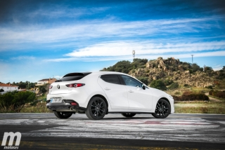 Fotos comparativa Mazda3 vs BMW Serie 1 Foto 68