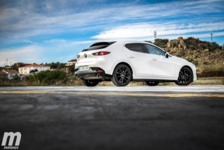 Fotos comparativa Mazda3 vs BMW Serie 1 Foto 69