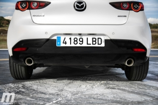 Fotos comparativa Mazda3 vs BMW Serie 1 Foto 73