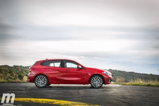 Fotos comparativa Mazda3 vs BMW Serie 1 Foto 94
