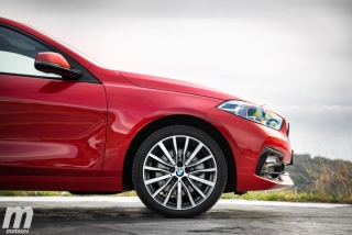 Fotos comparativa Mazda3 vs BMW Serie 1 Foto 95