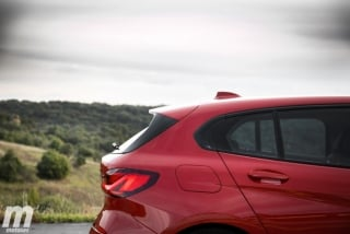 Fotos comparativa Mazda3 vs BMW Serie 1 Foto 98