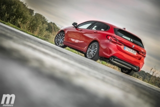 Fotos comparativa Mazda3 vs BMW Serie 1 Foto 100