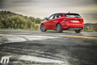 Fotos comparativa Mazda3 vs BMW Serie 1 Foto 101