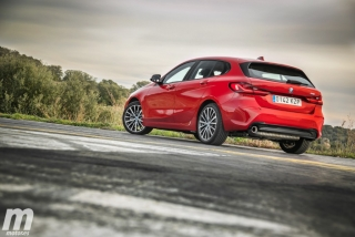 Fotos comparativa Mazda3 vs BMW Serie 1 Foto 103