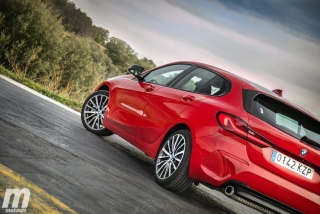 Fotos comparativa Mazda3 vs BMW Serie 1 Foto 114