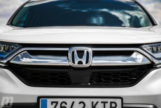 Fotos comparativa Toyota RAV4 vs Honda CR-V Hybrid - Miniatura 32