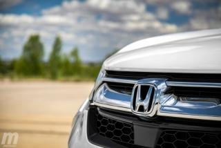 Fotos comparativa Toyota RAV4 vs Honda CR-V Hybrid - Miniatura 33