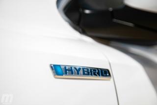Fotos comparativa Toyota RAV4 vs Honda CR-V Hybrid - Miniatura 34