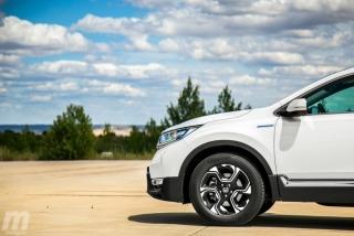 Fotos comparativa Toyota RAV4 vs Honda CR-V Hybrid - Miniatura 39