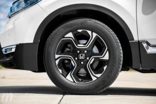 Fotos comparativa Toyota RAV4 vs Honda CR-V Hybrid - Miniatura 40
