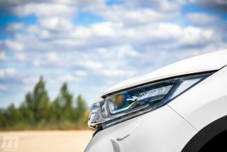 Fotos comparativa Toyota RAV4 vs Honda CR-V Hybrid - Miniatura 41