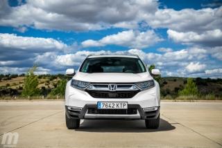 Fotos comparativa Toyota RAV4 vs Honda CR-V Hybrid - Miniatura 44