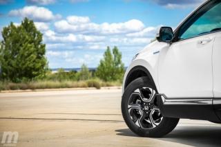 Fotos comparativa Toyota RAV4 vs Honda CR-V Hybrid - Miniatura 47
