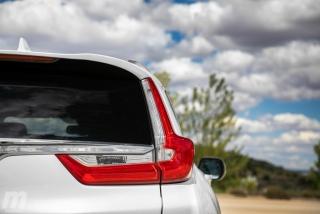 Fotos comparativa Toyota RAV4 vs Honda CR-V Hybrid - Miniatura 48