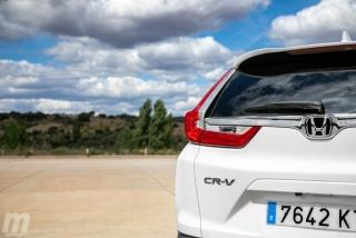 Fotos comparativa Toyota RAV4 vs Honda CR-V Hybrid - Miniatura 49
