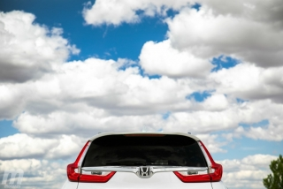 Fotos comparativa Toyota RAV4 vs Honda CR-V Hybrid - Miniatura 52