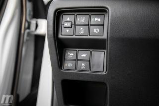 Fotos comparativa Toyota RAV4 vs Honda CR-V Hybrid - Miniatura 65
