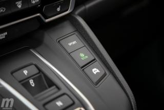 Fotos comparativa Toyota RAV4 vs Honda CR-V Hybrid - Miniatura 70