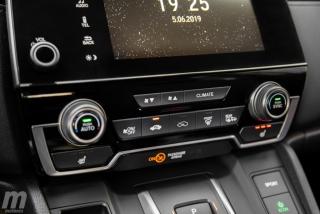 Fotos comparativa Toyota RAV4 vs Honda CR-V Hybrid - Miniatura 72